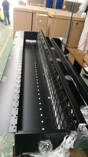 China customized 5052 Aluminum Cover for Industrial Printing Machine