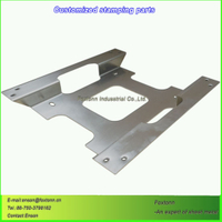 Precise Laser Cutting Stainless Sheet Metal Stamping Parts