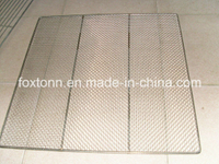 Custom Manufacturing Stainless Steel Mesh Fence