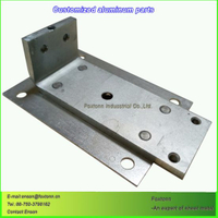 Precise Laser Cutting Aluminum Machining Parts