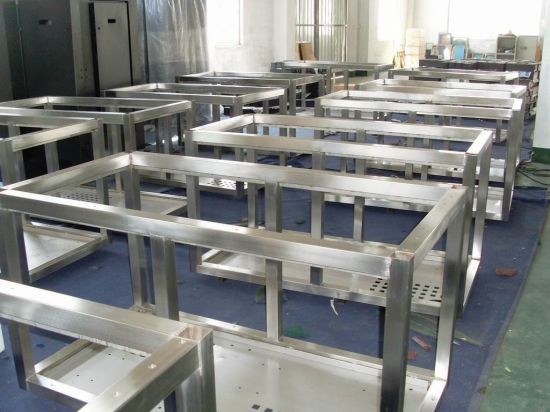 OEM High Quality Stainless Steel Kitchen Enclosure