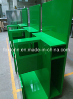 Custom Sheet Metal Fabrication Environmental Metal Garbage