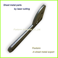 Customized Stainless Steel Precision Parts by Laser Cutting