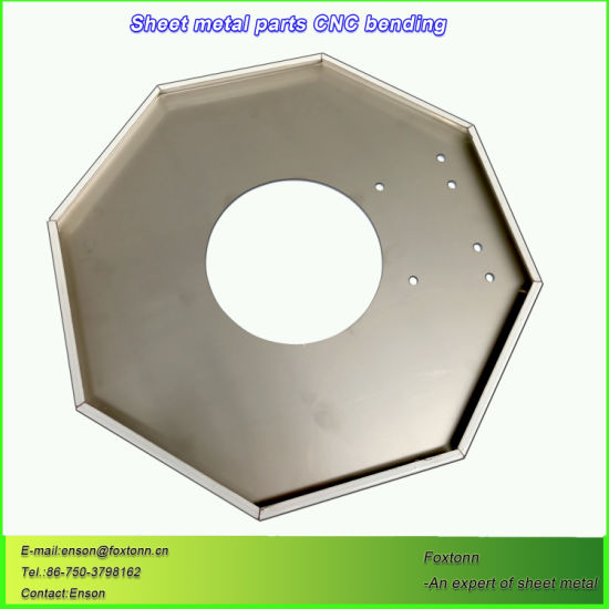 CNC Bending Metal Processing Laser Cutting Parts