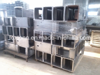China Manufactured Sheet Metal Fabrication Metal Case