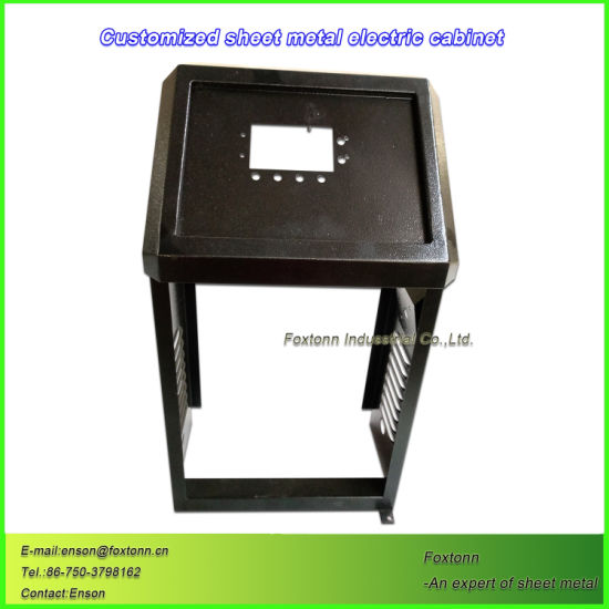 Customized Sheet Metal Stamping Electric Cabinet Switch Box
