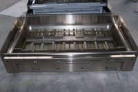OEM 304 Stainless Steel Griddle