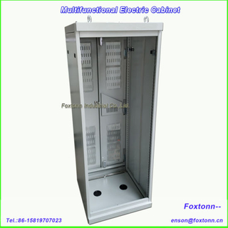 Sheet Metal Cabinet Bending Welding Process Power Distribution Box
