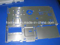 OEM Sheet Metal Fabrication Punching Parts Computer Enclosure