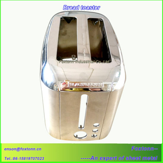 Home Appliance Bakery Equipment Sheet Metal Bread Toaster