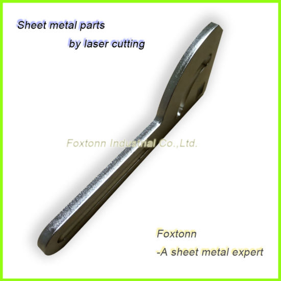 Laser Cutting Accessories Stainless Steel Sheet Metal Parts