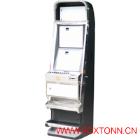OEM Slot Cabinet for Double Screen Casino Machine