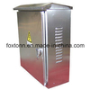 Stainless Steel Power Supply Cabinet Customized for Electrical Use