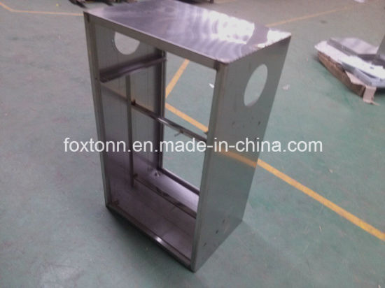 Custom Stainless Steel Enclosure for Ozone Generator