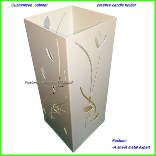 Multi-Functional Customized CNC Machining Sheet Metal Vase