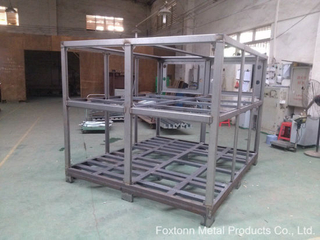OEM Large Metal Frame for Construction Industry