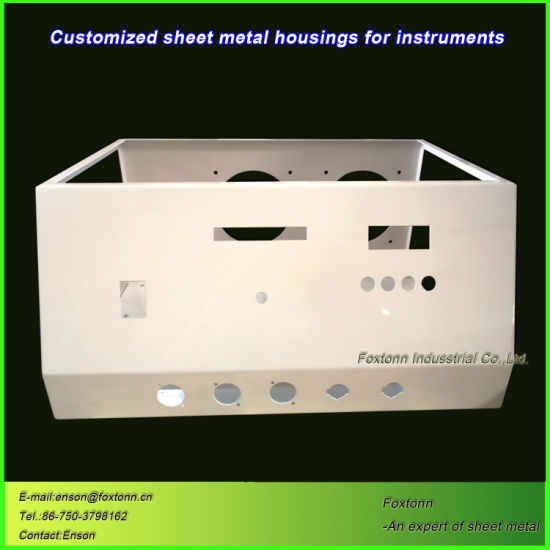 Sheet Metal Fabrication Customized Cabinet for Electric Instrument