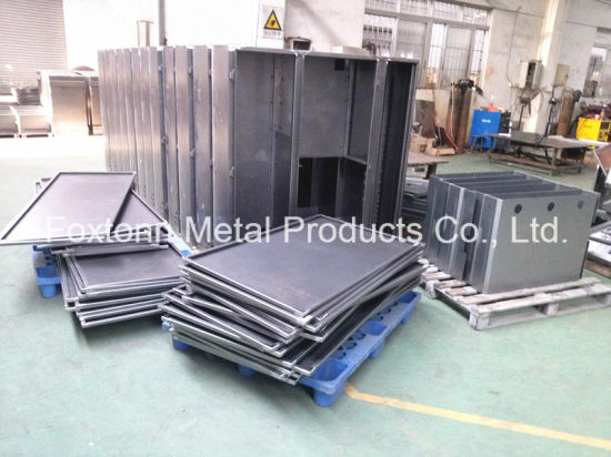 High Quality Sheet Metal Fabrication OEM Instrument Enclosure