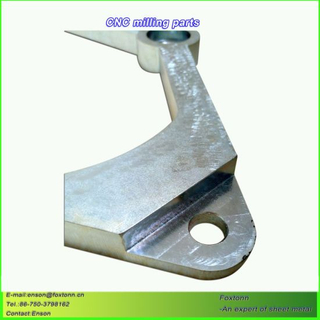 Metal Fabrication Stainless Steel CNC Machining Part