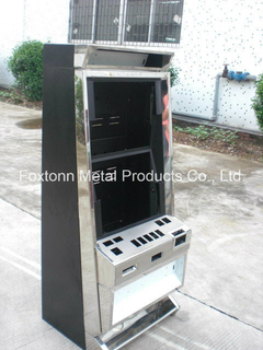 China OEM powder coating Enclosure for Kisok Payment