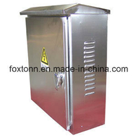 Electrical Cabinet Distribution Box Stainless Steel Stamping Parts