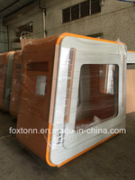 Large Sheet Metal Manufacturing Enclosure