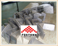 OEM Sheet Metal Fabrication for Stainless Steel Bracket