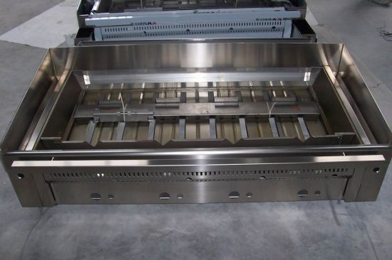 Customized Stainless Steel Cabinet for Bread Machine