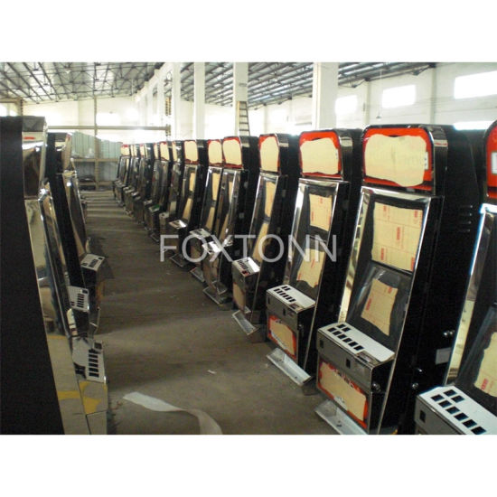 Custom Manufacturing Video Sigle or Dural Screen Slot Cabinet