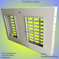 Custom-Made Laser Cutting Sheet Metal Enclosure