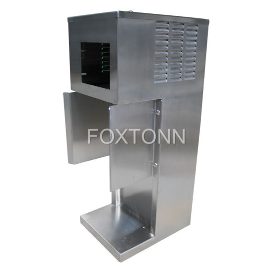 Professional Sheet Metal Fabrication Stainless Steel Coffee Machine Cabinet