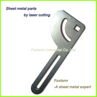 Laser Cutting Stainless Steel Parts Sheet Metal Fabrication