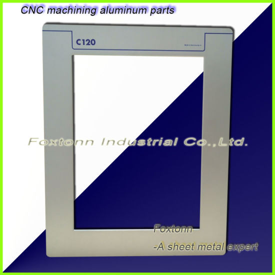 Sheet Metal Fabrication CNC Milling Aluminum Parts