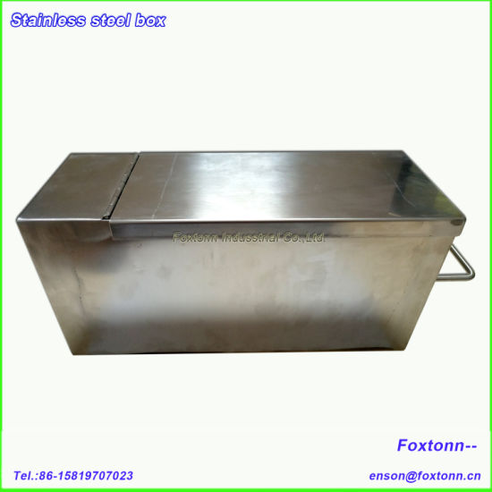 Sheet Metal Fabrication Welding Bending Stainless Steel Box