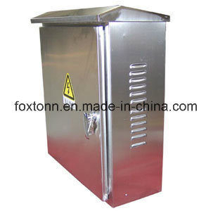 Stainless Steel Stamping Electrical Box Customized for Distribution Cabinet