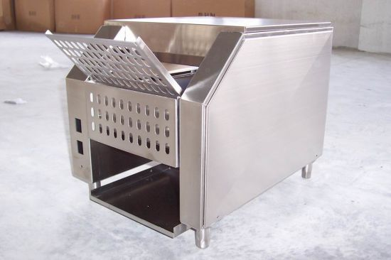 OEM 304 Stainless Steel Commercial Toaster