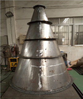 Customized Large Part Welding Fabrication