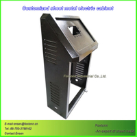Powder Coated Sheet Metal Enclosure Bending Stamping Parts