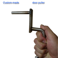 Custom-Made Sheet Metal Parts Stainless Steel Welding Door Puller