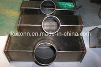 OEM Metal Products Square Welding Tube