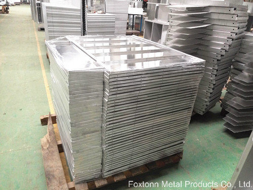 OEM Sheet Metal Fabrication for Aluminum Parts