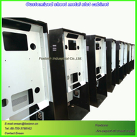 Sheet Metal Fabrication Customized Stamping Cabinet for Slot Machine