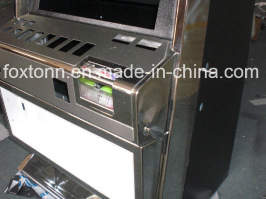 "High Quality 19"" Single Screen Casino Cabinet"