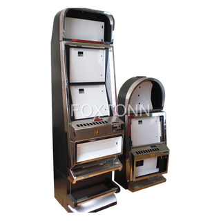 OEM Casino Cabinet with Single or Double Screen