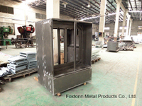 OEM China Manufactured Steel Frame