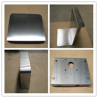 OEM Silk Brushed Stainless Steel Bracket